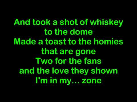 Rittz ft. Mike Posner & B.o.B -  In My Zone [HQ & Lyrics]