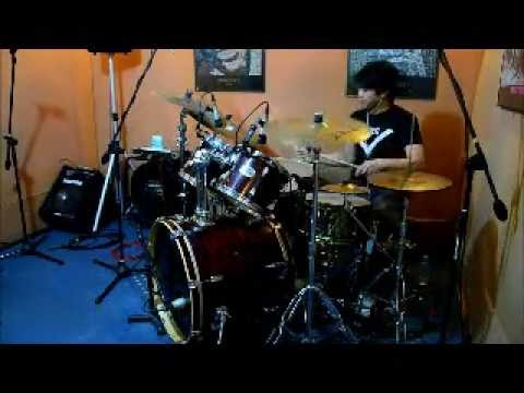 Someone Like You- Adele Official(Drumcover by Third Samsaman)
