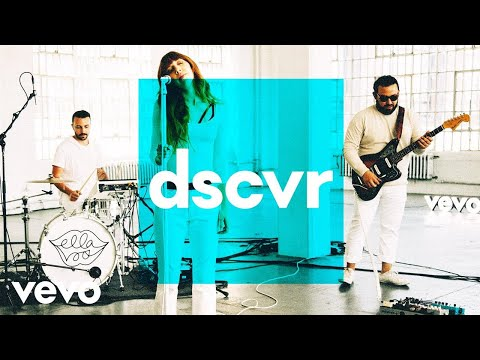 Ella Vos - Down In Flames - Vevo dscvr (Live)