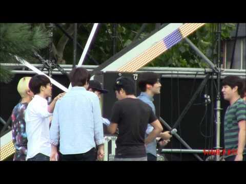 121007 gangnam festival rehearsal sorry sorry