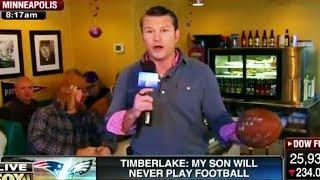 Fox News FURIOUS With Justin Timberlake