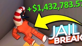 THIS JAILBREAK GLITCH EARNS YOU SO MUCH CASH *NOT WORKING*