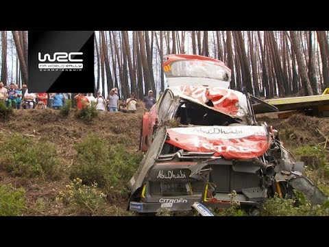 FIA World Rally Championship: CRASH Review 2018