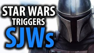 Star Wars Mandalorian Show Triggers SJWs