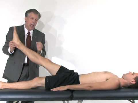 Hip & Groin Exam (2 of 7): Inspection & range of motion