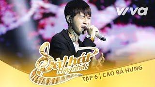 Kiều - Cao Bá Hưng | Tập 6 Trại Sáng Tác 24H | Sing My Song - Bài Hát Hay Nhất 2016 [Official]