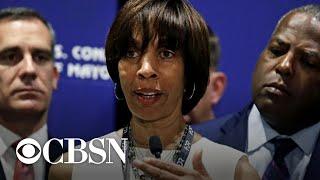 Baltimore City Hall, mayor's homes raided amid scrutiny over book deals