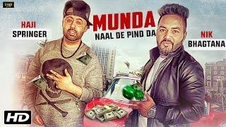 Munda Naal De Pind Da – Nik Bhagtana Punjabi Video Download New Video HD