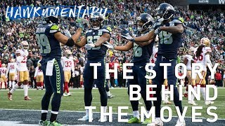 Hawkumentary: The Story Behind The Touchdown Celebrations