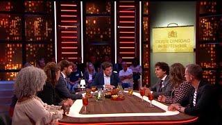 Thierry Baudet: 'Coalitie slaat zich onterecht op  - RTL LATE NIGHT MET TWAN HUYS