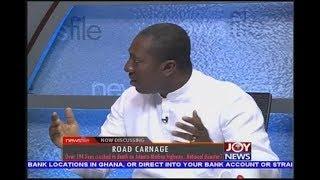 Road Carnage Pt2 - Newsfile on JoyNews (10-11-18)