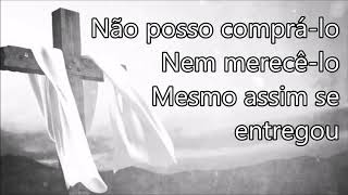 Ousado Amor Isaías Saad (Playback/Legendado)