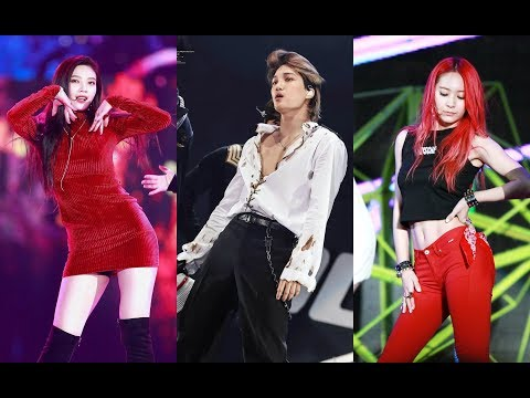 KPOP IDOLS & MOMENTS THAT WENT VIRAL [EXO RED VELVET NCT SNSD SHINEE F(x)]