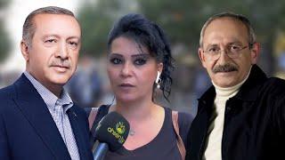 Hangisi Daha Delikanlı, Erdoğan mı, Kılıçdaroğlu mu ? Ahsen TV, Sokak Röportajları