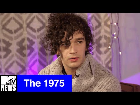 The 1975's Matt Healy Talks Makeup, Making Out, & Why Music Genres Are Dead | MTV News