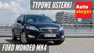 Ford Mondeo MK4 Diagnostic Hidden Menu - Robert Mediana