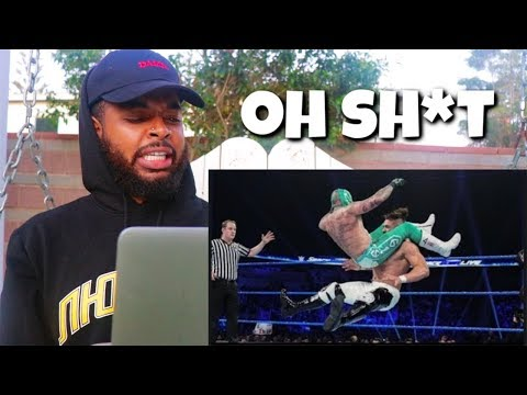 WWE Best Moves of 2019 - AUGUST (Part 2)   Reaction