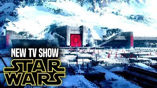NEW Star Wars TV Show First Look & Release Date Revealed! (Star Wars News)