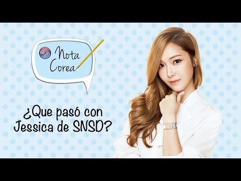 JESSICA EX-MIEMBRO de GIRLS' GENERATION  | Nota Corea