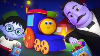 Bob The Train | Bob der Zug | Bob-Zug-Halloween-Lied | Bob Train Halloween Beat | Happy Halloween