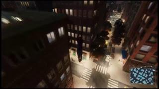 Marvel Spider man ( DLC 1 le casse )