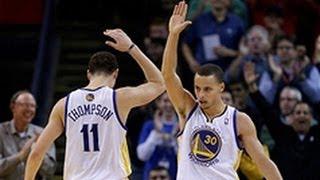 Like Father, Like Son: Curry & Thompson's NBA Legacies
