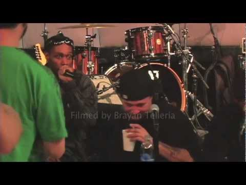 Bone Thugs-N-Harmony - Rebirth (LIVE) HD ALL 5 MEMBERS