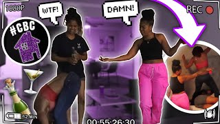COMING HOME DRUNK PRANK ON ROOMMATE CHAMARA FRAY CBCHOUSE (WE DRAGGED HER OUT OF BED)