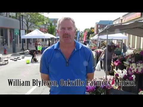 Oakville Farmers' Market Overview