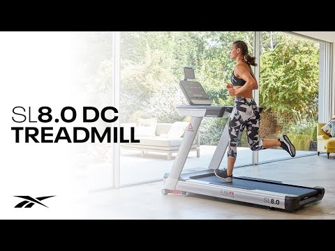 video Reebok SL8.0 Treadmill