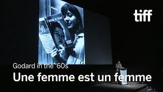 Anna Fitzpatrick on UNE FEMME EST UNE FEMME