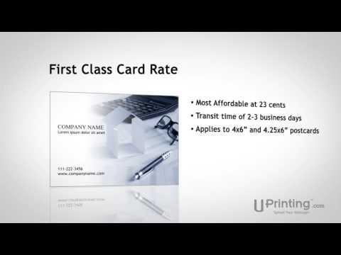 UPrinting.com Presents USPS Postage