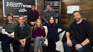 Judd Apatow and Holly Hunter on HD
