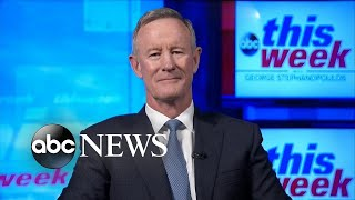 Biden's national security team will 'need strong alliances': Adm. William McRaven | ABC News