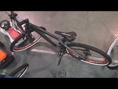 BMW M Bike S BLACK (2016) Exterior and Interior in 3D