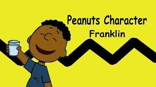Peanuts Character Franklin
