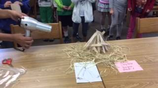 Collaborative Instructional Lesson: Three Little Pigs