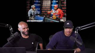 Stogie T Freestyle On Sway In The Morning (REACTION!!!) ( Dope South African Rapper!)
