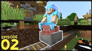 Hermitcraft 8 | Ep 02: Boatem Town Guided Tours!