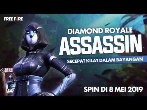 Vídeo Oficial do Novo Diamante Royale - Gata Assassina