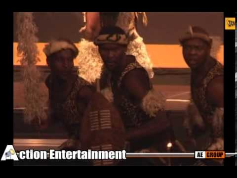 Manyanani Zulu Warrior Dancers - South Africa - Cape Town