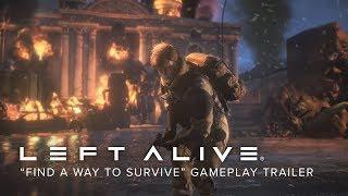 Left Alive - Trailer: Trova il modo di sopravvivere