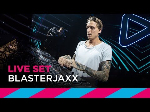 Blasterjaxx (DJ-set LIVE @ ZIGGO DOME) | SLAM!