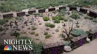 Four Years Later: New Memorial To 19 Firefighters Killed In Yarnell Fire   NBC Nightly News