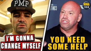 Mike Perry issues PUBLIC APOLOGY to the UFC, Dana White on Conor's next fight, Bisping on Khabib-GSP