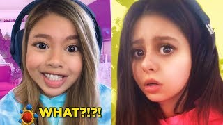 My Baby Makes Azzy's Daughter Dump a Boy 👶 Snapchat Filters 2