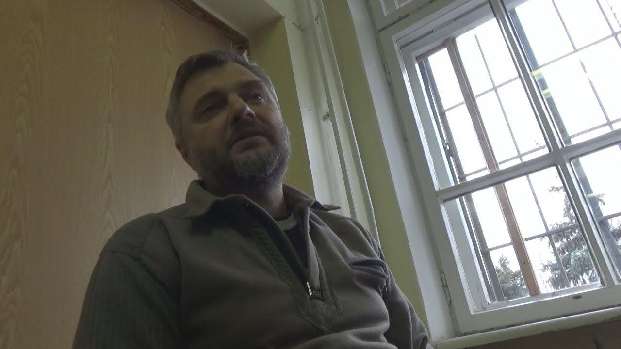 Видеообращение Болтыхова из психиатрической больницы