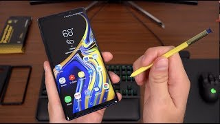 Samsung Galaxy Note 9 Review!