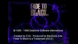PSX Longplay [417] Fade To Black