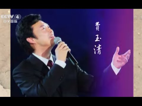 我的歌  费玉清 【中国文艺20150606】720P